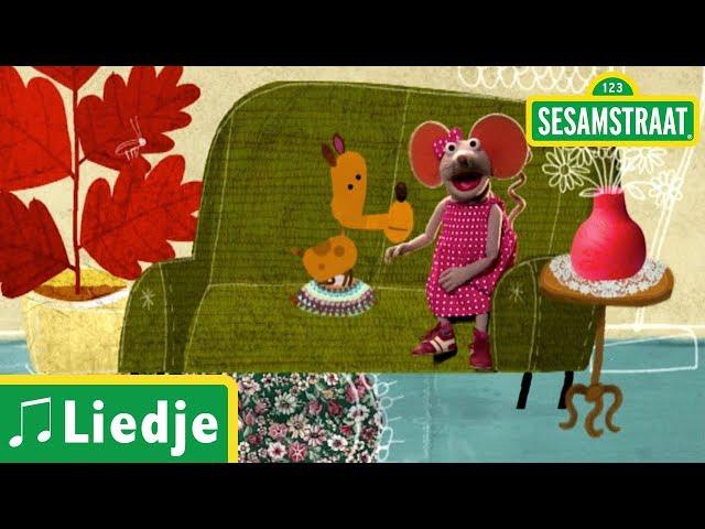 Toen onze mop een mopje was - Kinderliedje - Sesamstraat