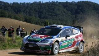 Review Rally Australia 2011 -- Ford WRC wins 1-2