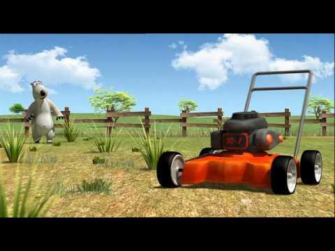 Bernard - Der Rasenmäher