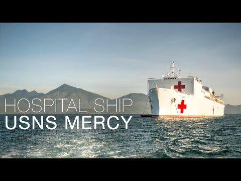 Oil Tanker Turned Into Floating Hospital: Inside Navy