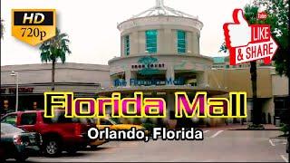 Florida Mall Orlando, Florida  HD 720p