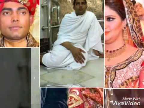 Cricketer Umar akmal perform umrah with his wife