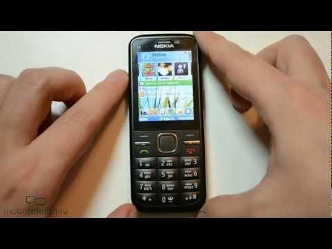 Обзор Nokia C5-00 5MP (review)