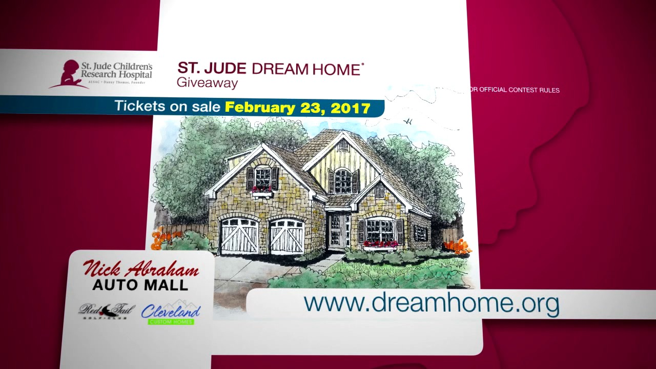 st jude dream home giveaway cleveland house decor - Home Decor Giveaway