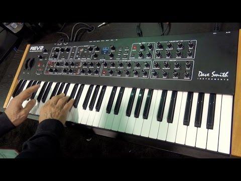 [NAMM] Dave Smith Instruments REV2