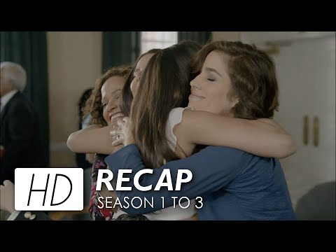 Devious Maids Season 1 to 3  Recap HD