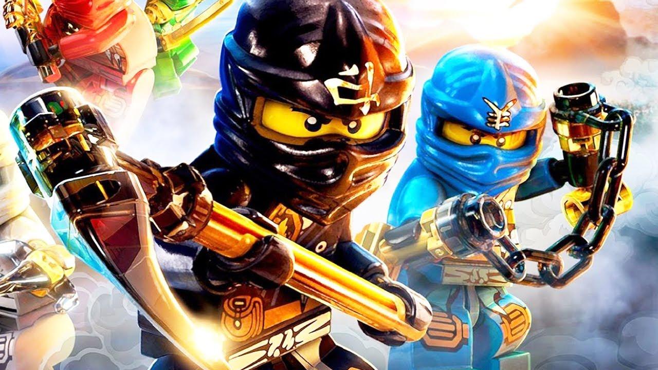 Lego ninjago l 39 ombre du ronin trailer vf youtube - Photo lego ninjago ...