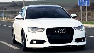 Audi A6 Avant on 20