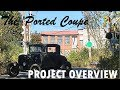 1930 Hotrod- The 'Ported Coupe' Project Summary