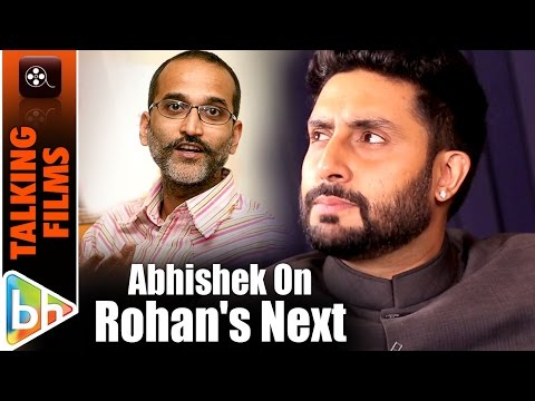 Abhishek Bachchan Shares EXCLUSIVE Details About His 'Career-Defining' Film With Rohan Sippy