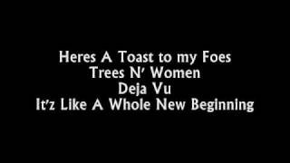 Nas - Deja Vu (Lyrics Video)