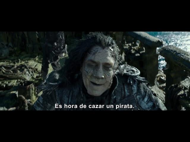 Lo Que No Sabías De Piratas Del Caribe La Venganza De Salazar