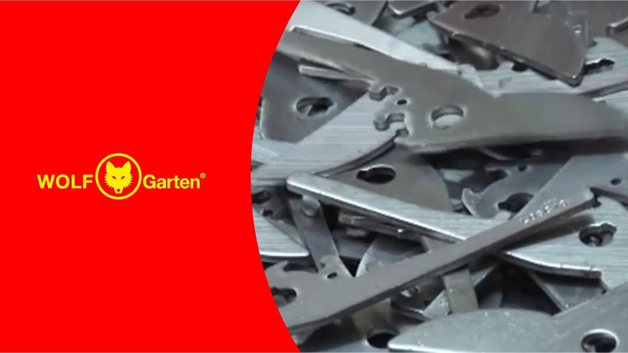 Wolf Garten Uk Made With Passion Youtube
