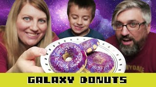 Foodstirs Unboxing Galaxy Donuts