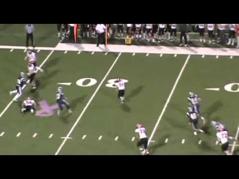 Harris Coleman - Junior 2012 Highlights - Lorena, Tx