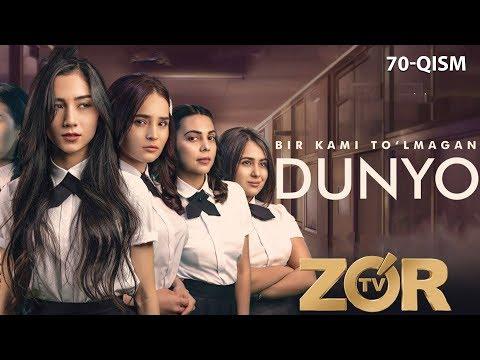 Bir kami to'lmagan dunyo (o'zbek serial) | Бир ками тўлмаган дунё (узбек сериал) 70-qism