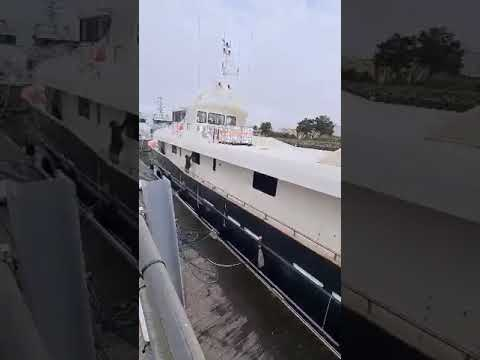 Le bateau de croisière de Macky Sall