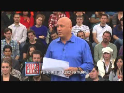 Will This DNA Test Destroy Our Marriage? (The Steve Wilkos Show)