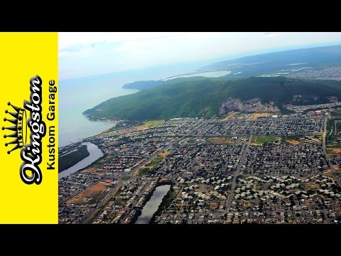 Kingston to Portmore Jamaica Drive on the Nelson Mandela Hwy (Travel Video)