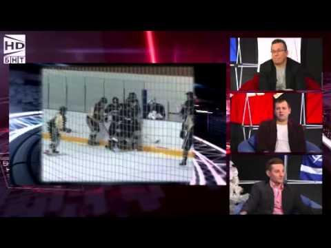Martin Nikolov in Sport America - Bulgarian TV Show