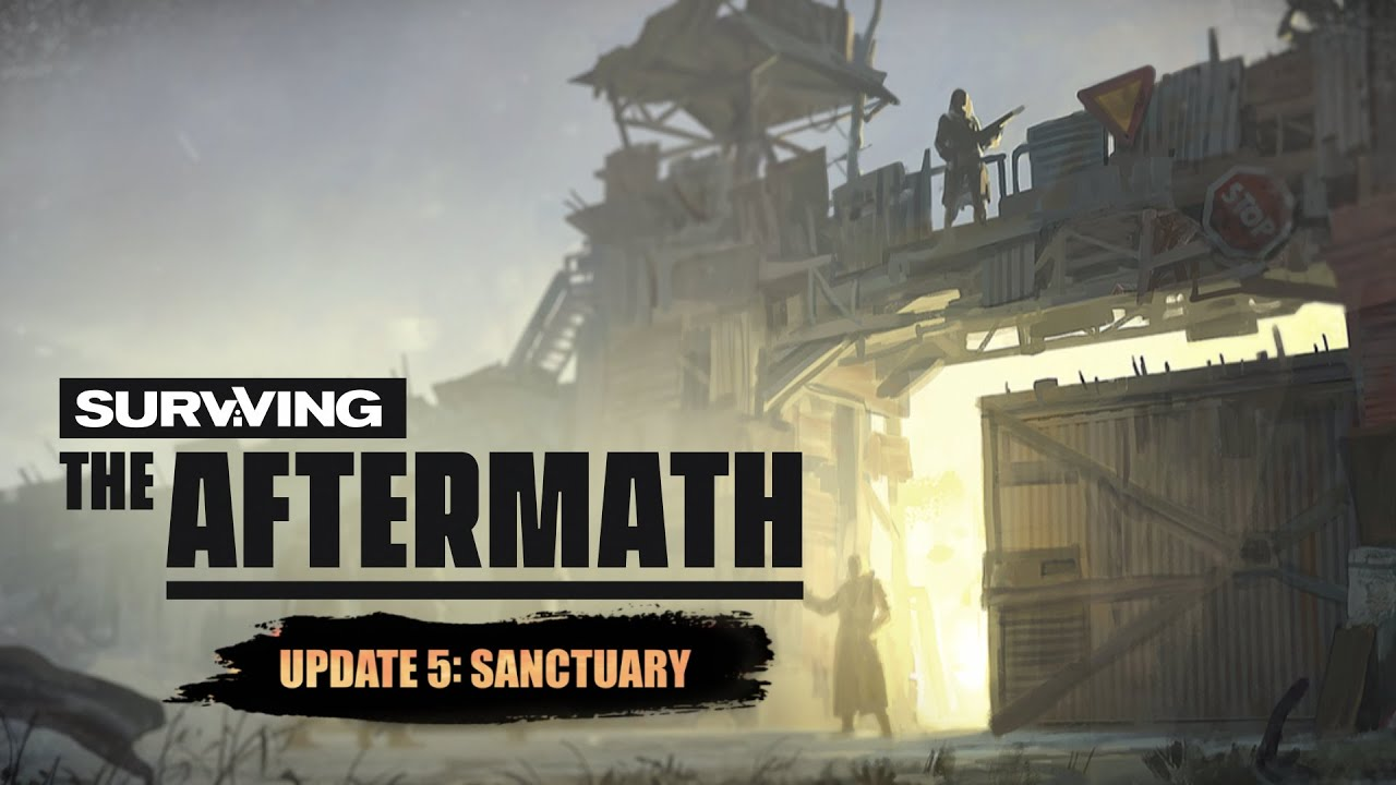 Surviving the Aftermath video screenshot