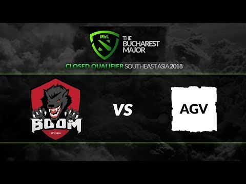BOOM.ID (ID) vs AGV (PH) (BO3)  @PGL The Bucharest Major - SEA Group Stage Day 2