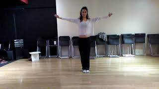 Gambar cover Rhythms of Mohabbatein - Indian Classical Dance