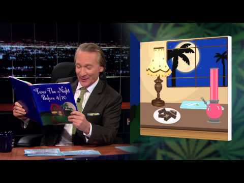 Real Time with Bill Maher: 'Twas the Night Before 4/20 (HBO) video