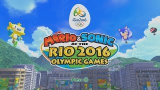 Let's Look at Mario & Sonic at the Rio 2016 Olympic Games!
