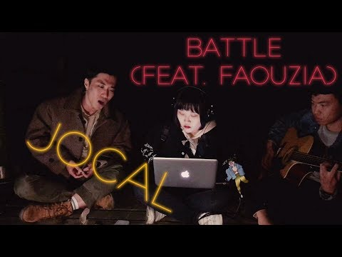 [JOCAL] Battle (feat. Faouzia) - David Guetta
