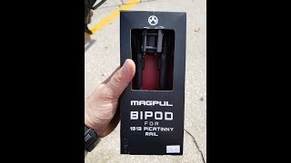 Magpul BI Pod 1913 mount: Intro