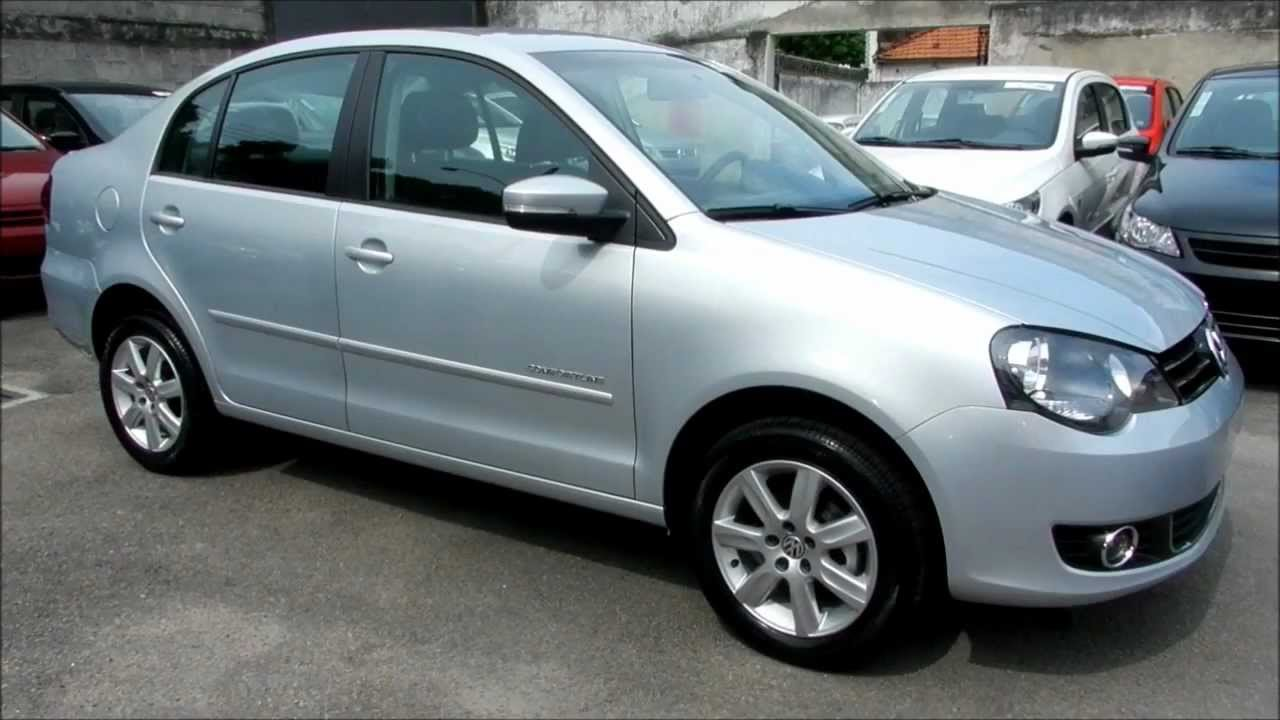 volkswagen polo sedan 1 6 comfortline 2013 hd youtube. Black Bedroom Furniture Sets. Home Design Ideas