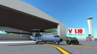 TURBOPROP FLIGHT SIMULATOR-V 1.18-ADDING E-42-ANDROID-1080p FHD