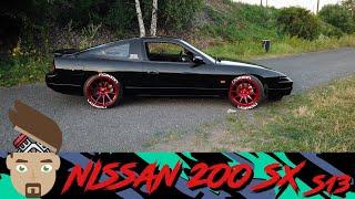 1993 Nissan 200sx (S13) | TEST