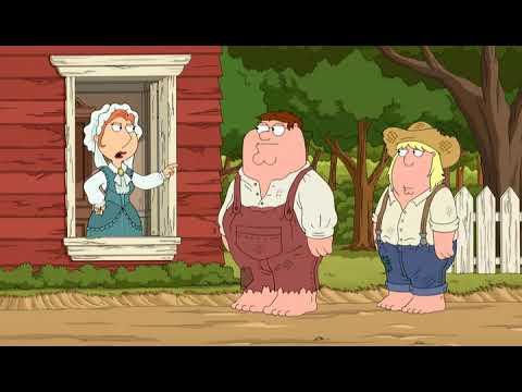 Family Guy - Peter tötet ein Schwein - Deutsch