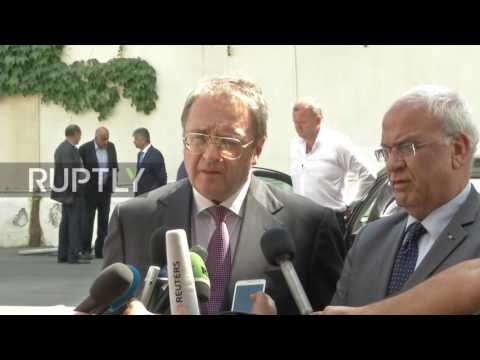 State of Palestine: Abbas accepts Putin's offer of Moscow meeting with Netanyahu