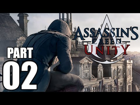 Assassin's Creed Unity Walkthrough Gameplay Part 2: Estates General + GIVEAWAY
