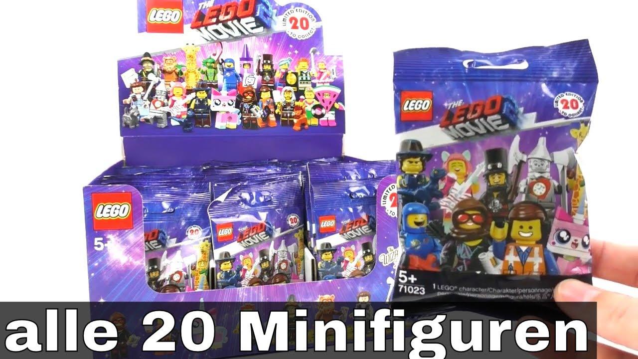 The Lego Movie 2 Wizard Of Oz Minifiguren 71023 20 Pack