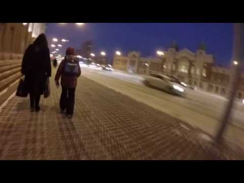 Winter Bicycle - Russia, Novosibirsk 02