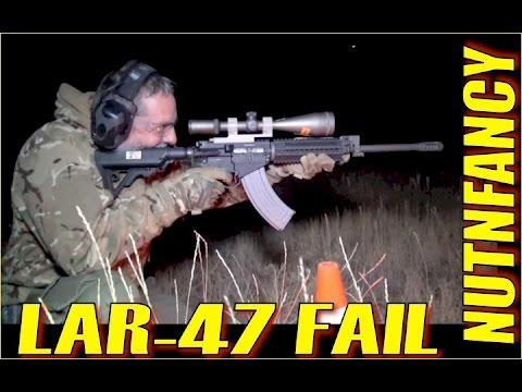 When an AK Beats an AR: LAR-47 vs Russian AK