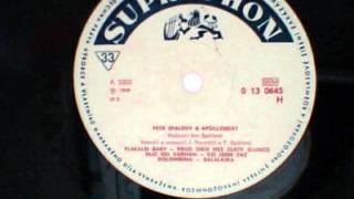 Petr spálený a Apollobeat 1 LP