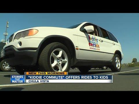 Kiddie Commute offers rides to kids