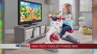 Fisher-Price to launch high-tech exercise bike for toddlers