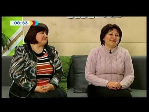 Канал Кіровоград: 14.12.2018. Ранкова кава. Лариса Коваленко, Оксана Ткаченко.