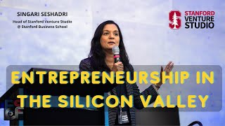 Startup Advice from Singari Seshadri, Head of Stanford Venture | Decode Innovation Conference 2019