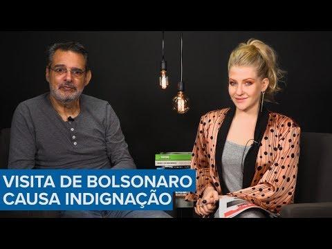 Visita de Bolsonaro ao Chile causa indignação entre as mulheres