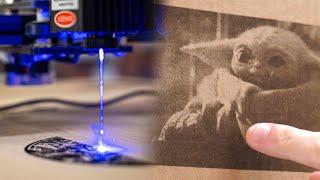 Does a $200 Laser Engraver Make Sense in Your Shop?