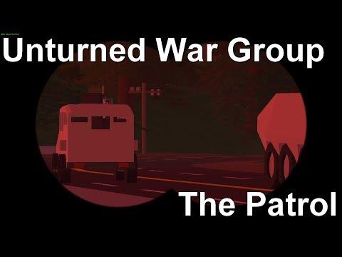 [S-M] Unturned War Group - The Patrol (LAV Convoy)