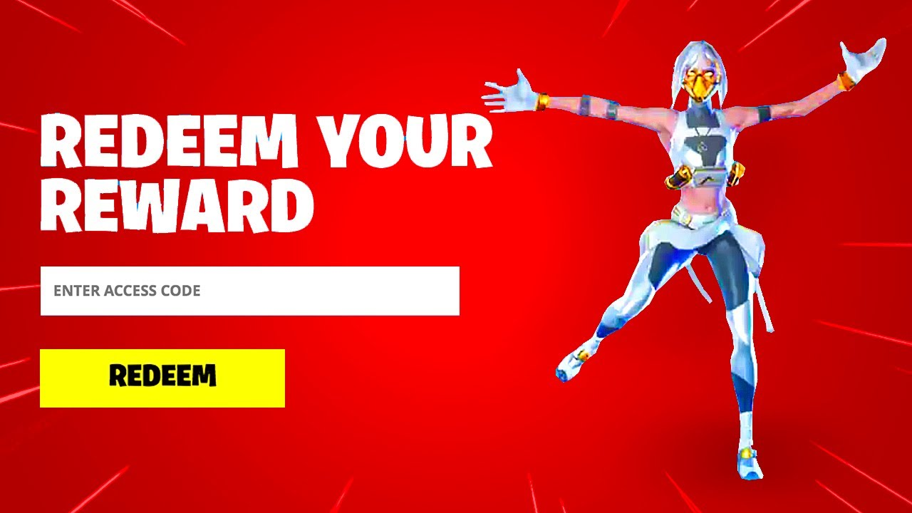REDEEM THE FREE EMOTE CODE in Fortnite! (How To Get Free ...