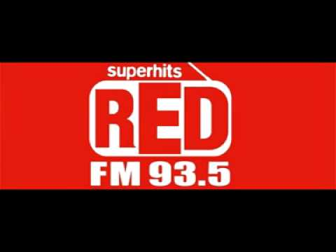 Super Model Jessica with Rj Animesh live on Red Fm kolkata - 25th march 2013